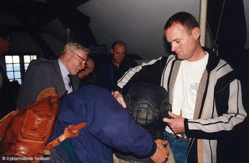 Søværnets Dykkerskole 1997