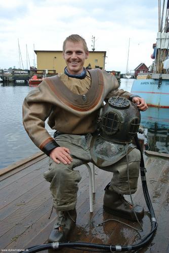 Historisk Dykning Dragør 2013