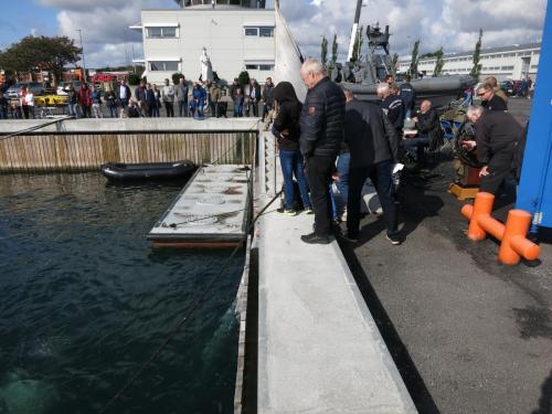 Flådestation Frederikshavn 2019