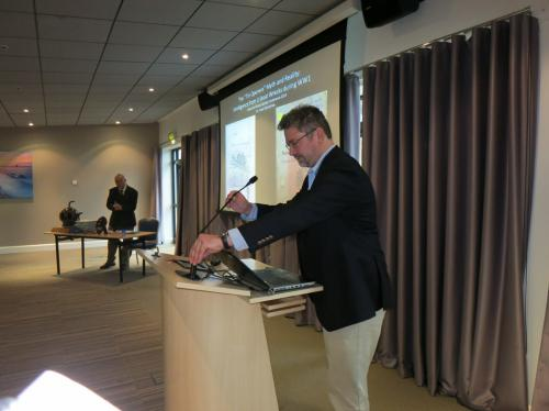 Historical Diving Congress Poole 2014