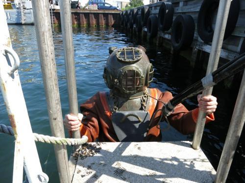 Dive Inn på Holmen 20 år 2016