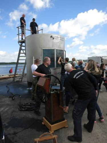 Opvisning Vestre Fjordpark 2017
