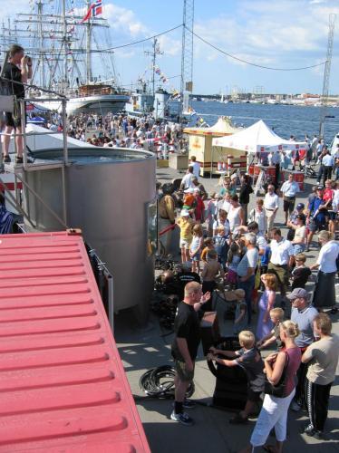 Tall Ships Race Aalborg 2004